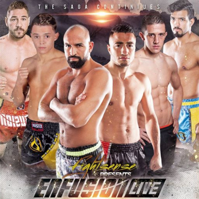 Enfusion live 49, kickboxing schedule 2017,