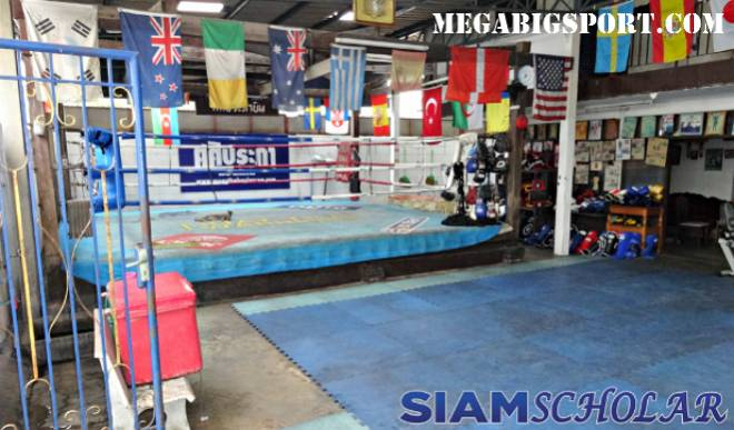 sasiprapa gym camp muay thai