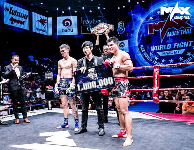 MAX Muay Thai 14.08.2016 results video