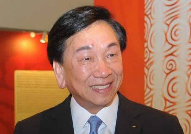 IFMA President Dr Ching-Kuo Wu