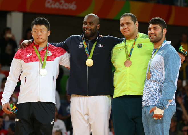 Judo Olympic Games 2016
