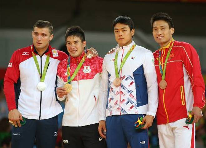 Judo Olympic Games 2016 90 kg