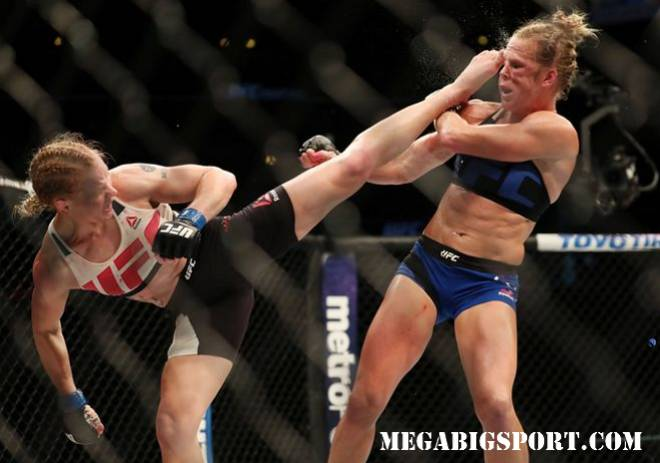 UFC on Fox 20 Shevchenko-Holm