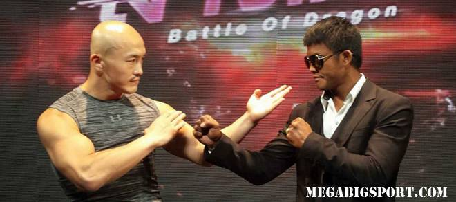 Buakaw vs Yi Long 2