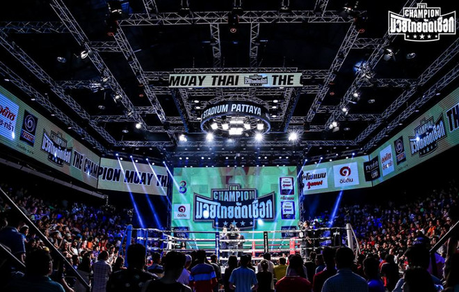 max muay thai the champion смотреть