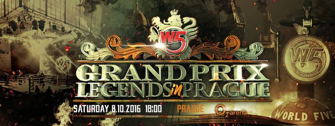 W5 Grand Prix Legends in Prague fight card состав пар