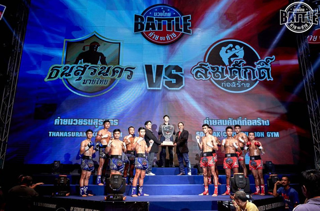 max muay thai battle 7.10.2016 all fights video