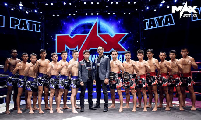 MAX Muay Thai 27.11.2016 results and video, muay thai news 2016