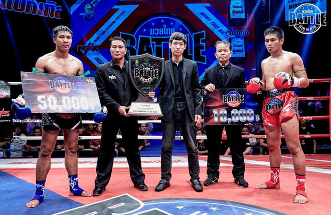 MAX Muay Thai BATTLE 25.11.2016 all fight video