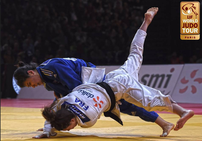 #JudoParis2017, Grand-Slam Paris 2017