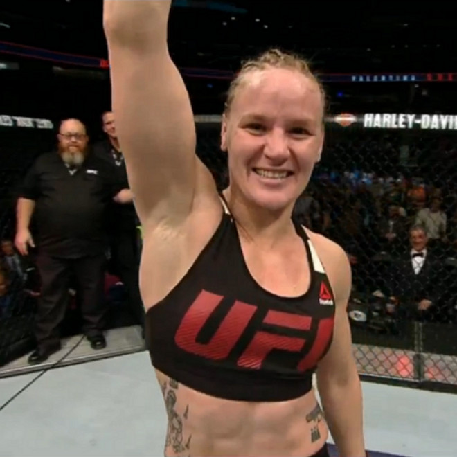 ufc on fox 23 results, Valentina Shevchenko, Валентина Шевченко