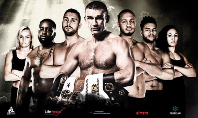 Peter Aerts returns, World Fighting League