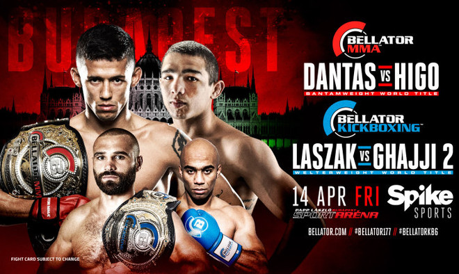 Bellator Kickboxing 6 состав пар, новости кикбоксинга