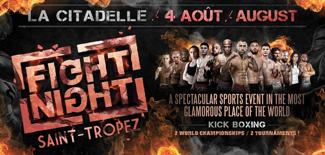 Fight Night Saint-Tropez