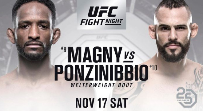 UFC Fight Night 140 results, #UFCBuenosAires,