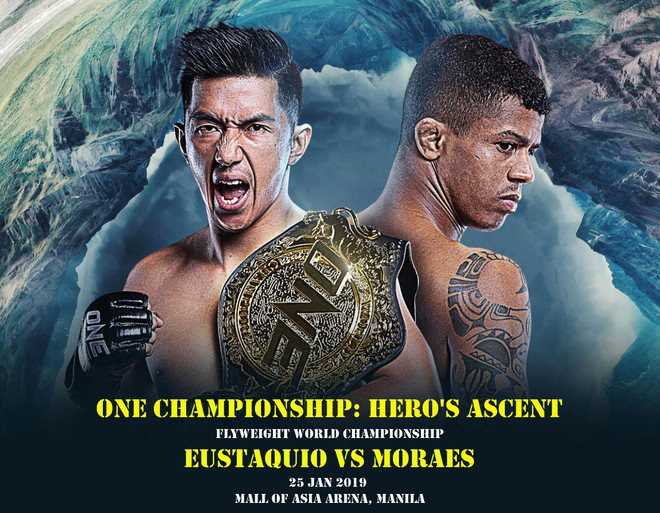 ONE Championship: Hero's Ascent fight card,