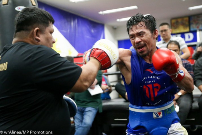 Manny Pacquiao, #PacBroner, Мэнни Пакьяо