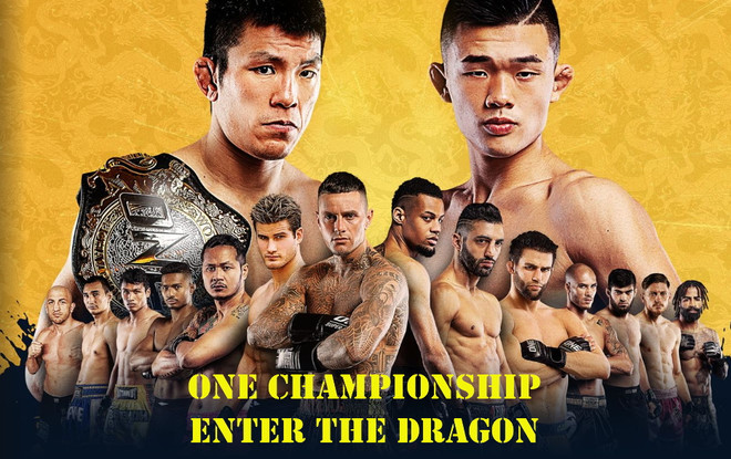 One Championship: Enter The Dragon прямая трансляция