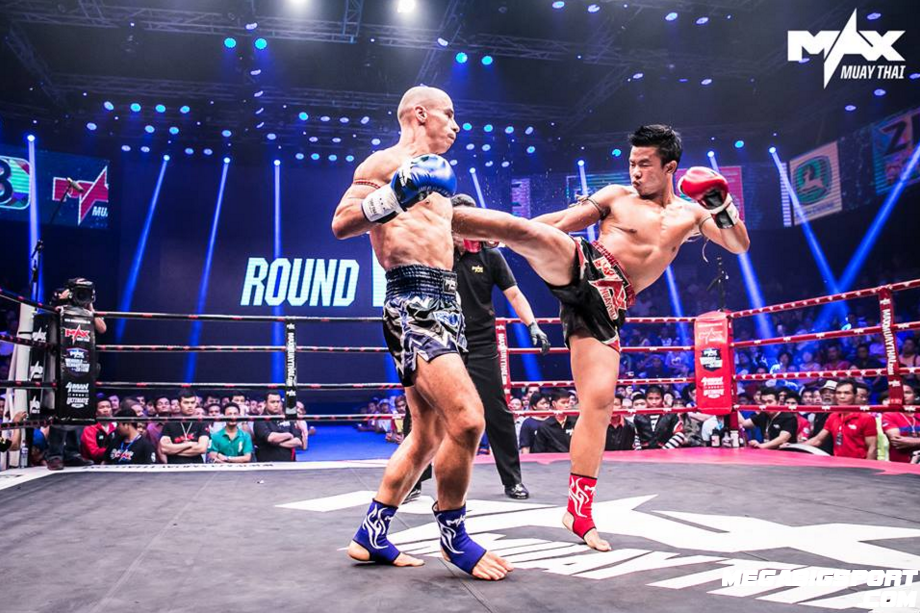 MAX MUAY THAI January 24, 2016 Highlight